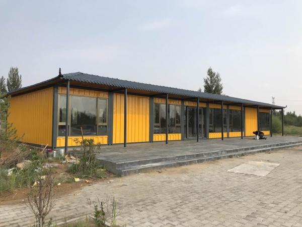 内蒙古集装箱活动房定制|达旗龙头拐旅游区箱式活动房