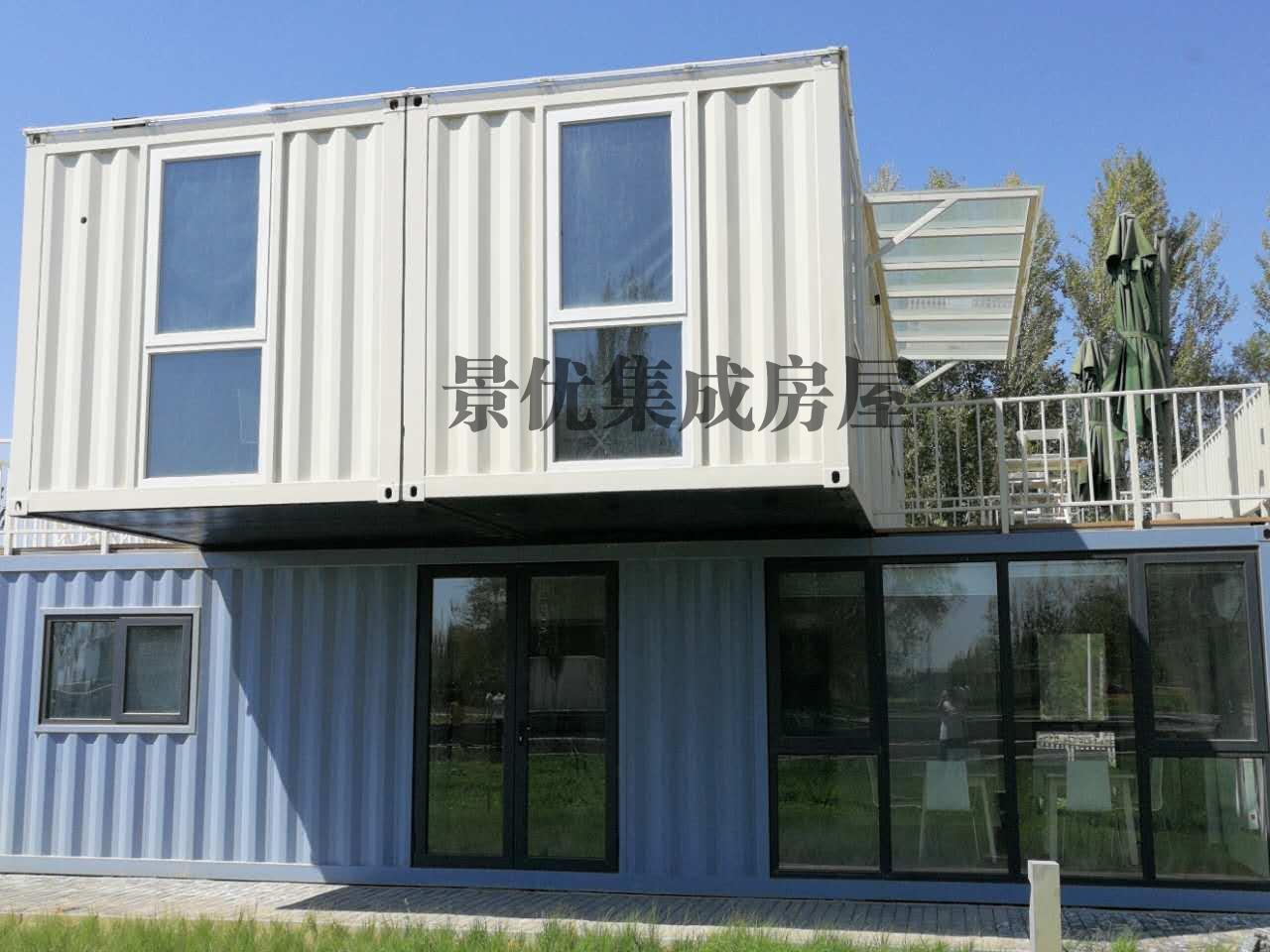 内蒙古集装箱别墅