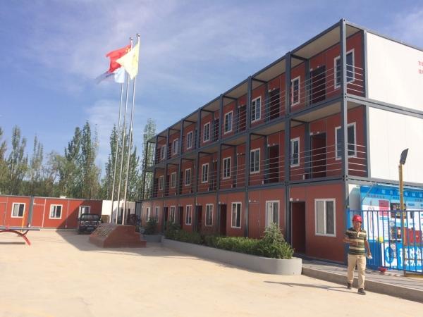 内蒙古集装箱办公楼