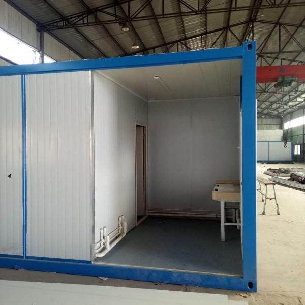 集装箱移动房卫生间