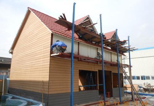 轻钢别墅建筑