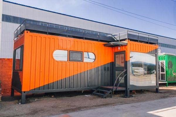 内蒙古集装箱移动房屋